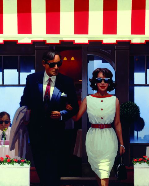 Jack Vettriano The Official Website